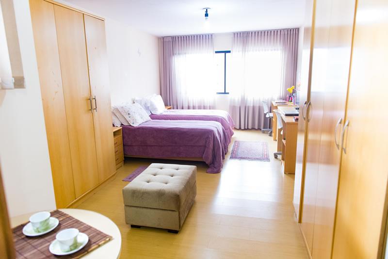 Suite no Pensionato - Curitiba